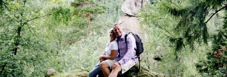 Wandern im Pesenbachtal