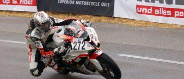 Motorradbergrennen Landshaag – St. Martin