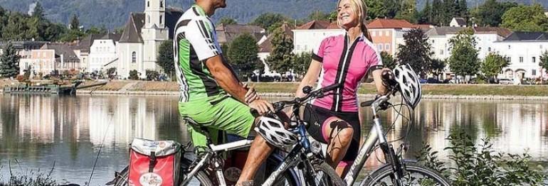 Radfahren – Donauradweg